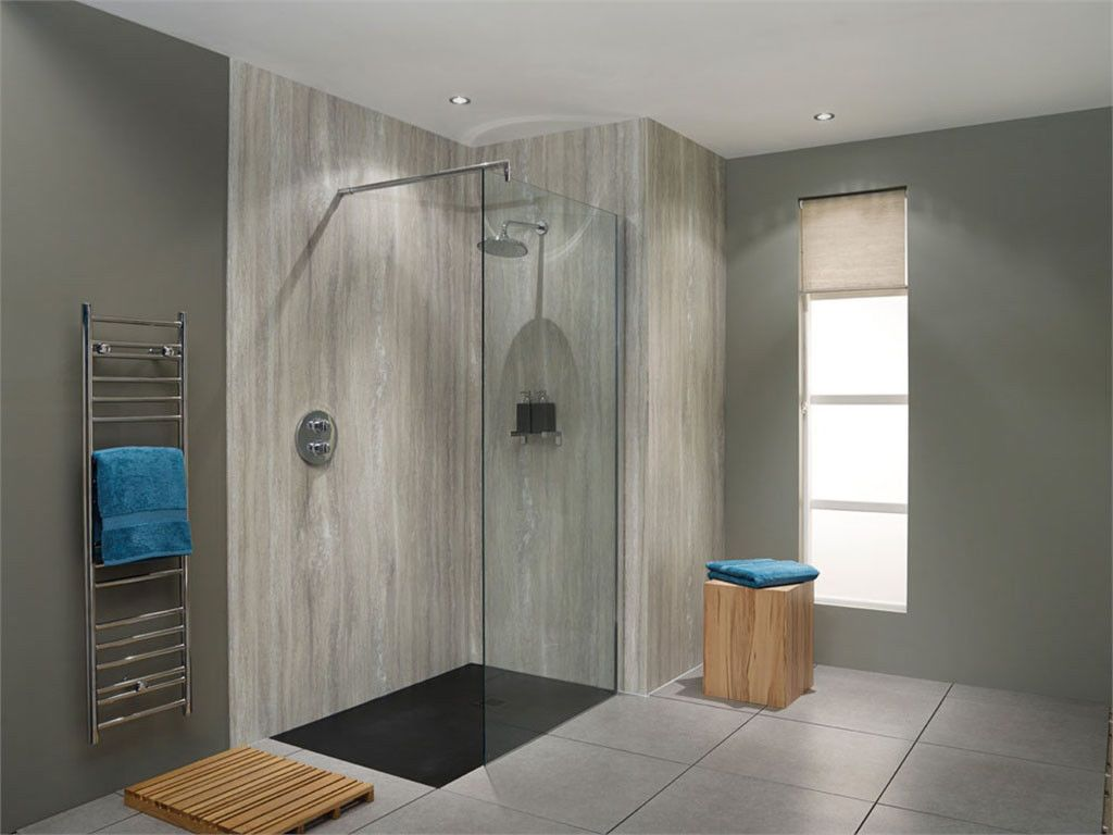 Nuance 1200 X 1200mm Shower Corner Kit